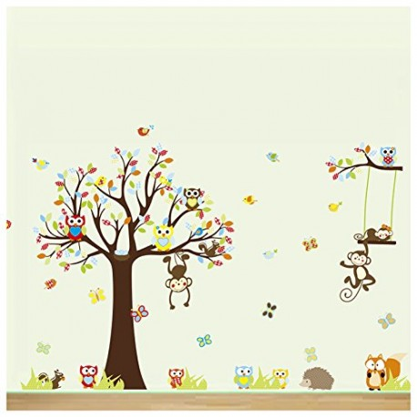 Stickers Arbre